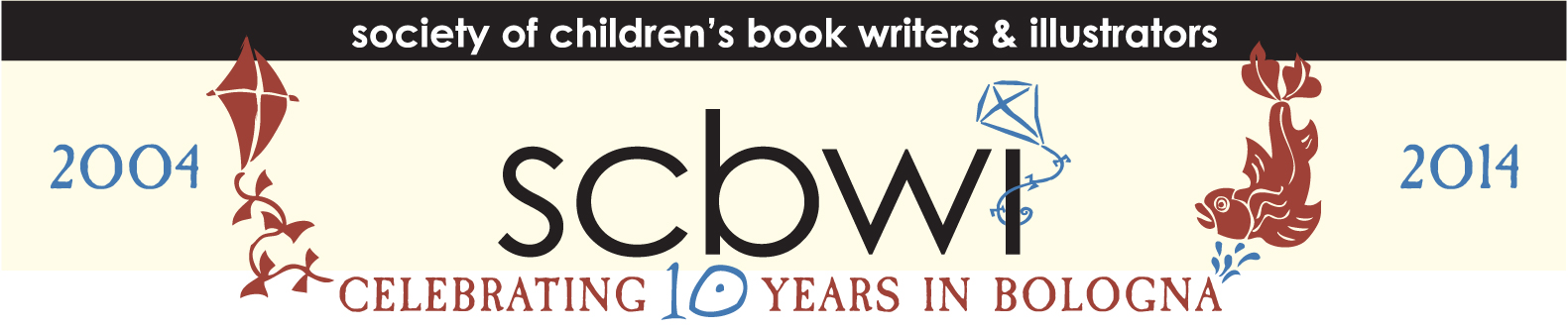 SCBWI Bologna Book Fair